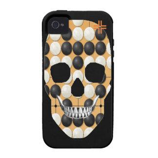 HANDSKULL Baduk - iPhone 4S duro Case-Mate iPhone 4 Fundas