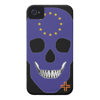 HANDSKULL Europe - iPhone 4 Barely There Univ iPhone 4 Case