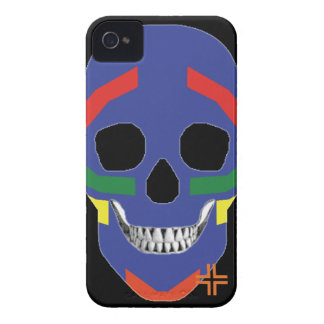 HANDSKULL Fly - iPhone 4 Barely There Univ iPhone 4 Case-Mate Case