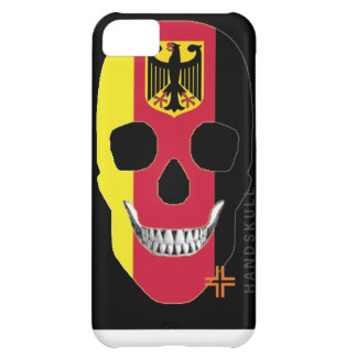 HANDSKULL Germany iPhone 5C Barely There Case-Mate Cover For iPhone 5C