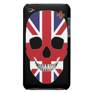 HANDSKULL Great Britain - iPod Touch Barely 4th Ge iPod Case-Mate Case