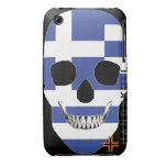 HANDSKULL Greece - IPhone 3G 3GS Case Barely Case-Mate iPhone 3 Cases