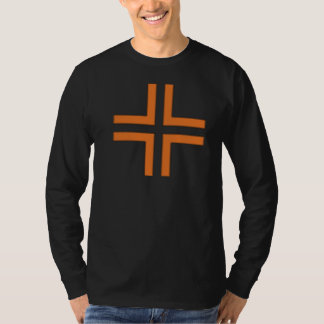 HANDSKULL Helsinki - Cross Basic Long Sleeve T-Shirt