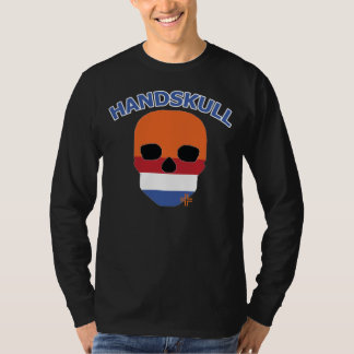 HANDSKULL Holland - Basic Long Sleeve T-Shirt