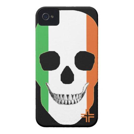 HANDSKULL Ireland - IPhone 4 Barely There Univ