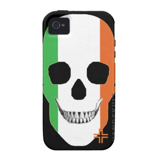 HANDSKULL Ireland - iPhone 4 Vibe Case