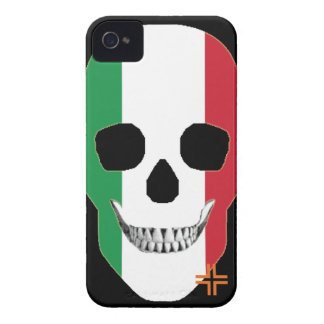 HANDSKULL Italy - IPhone 4 Barely There Univ iPhone 4 Case