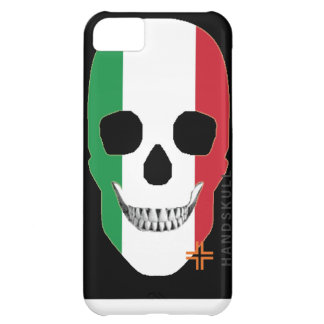 HANDSKULL Italy iPhone 5C Barely There Case-Mate