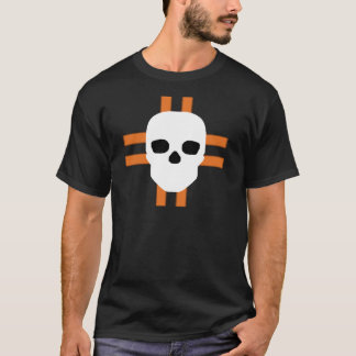 HANDSKULL Kalmar - Cross Dark T-Shirt Basic