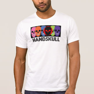 HANDSKULL Kolors - Destroyed T-Shirt