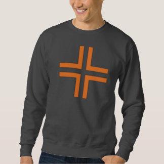 HANDSKULL Mariehamn - camiseta cruzada básica Sudadera Con Capucha