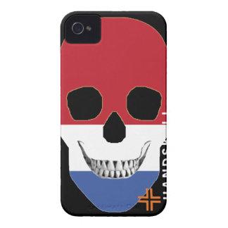 HANDSKULL Netherlands - IPhone 4 Case Barely