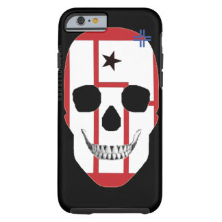 HANDSKULL Nine Inchs Nuts - iPhone 6 Vibe Tough iPhone 6 Case