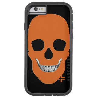 HANDSKULL Orange - iPhone 6, Tough Xtreme Tough Xtreme iPhone 6 Case