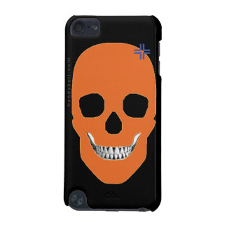 HANDSKULL Orange - iPod Touch 5g Barely iPod Touch 5G Cover