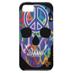 HANDSKULL Peace - IPhone 5 Case Vibe
