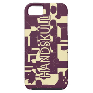 HANDSKULL Purpur- IPhone 5 Case Vibe