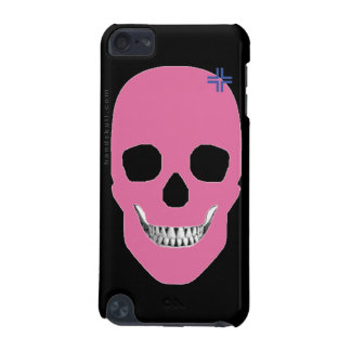 HANDSKULL Rebel Pink - iPod Touch 5g Barely iPod Touch 5G Cover