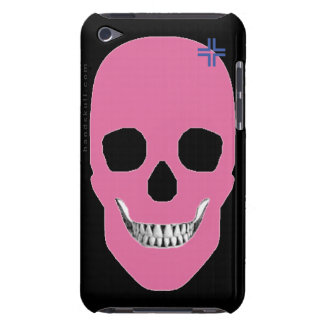 HANDSKULL Rebel Pink - iPod Touch Barely 4th Gener iPod Touch Cover