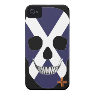 HANDSKULL Scotland - IPhone 4 Barely There Univ iPhone 4 Case