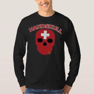 HANDSKULL Switzerland - Basic Long Sleeve T-shirts