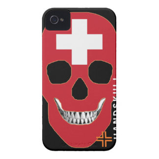 HANDSKULL Switzerland - IPhone 4 Barely There Univ iPhone 4 Cover