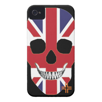 HANDSKULL UK - iPhone 4 Barely There Univ iPhone 4 Cover