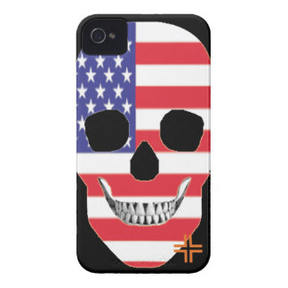 HANDSKULL USA - IPhone 4 Barely There Univ iPhone 4 Cover