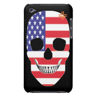 HANDSKULL USA - iPod Touch Barely 4th Generation iPod Case-Mate Case