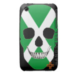 HANDSKULL Utopia - IPhone 3G 3GS Case Barely Case-Mate iPhone 3 Cases