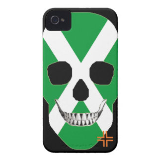 HANDSKULL Utopia - IPhone 4 Barely There Univ iPhone 4 Case