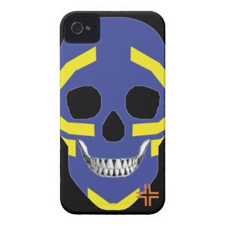 HANDSKULL Viking - IPhone 4 Barely There Univ iPhone 4 Case