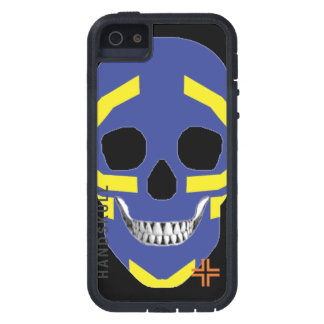 HANDSKULL Viking - iPhone 5/5S Xtreme duro iPhone 5 Case-Mate Protector