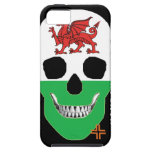 HANDSKULL Wales - IPhone 5 Case Vibe