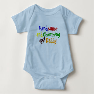 Handsome and Charming like Daddy T-shirt