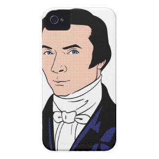 Handsome Bastiat Case-Mate iPhone 4 Case