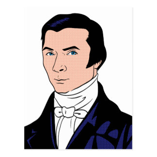 Handsome Bastiat Postcard