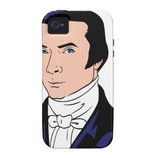 Handsome Bastiat Vibe iPhone 4 Case