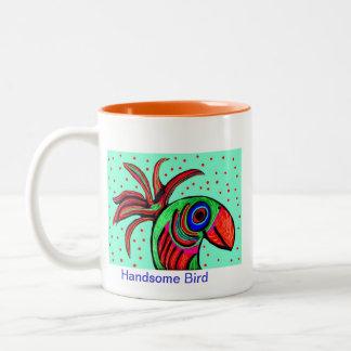Handsome Bird Coffee Mug