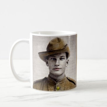handsome Boer War soldier Coffee Mug