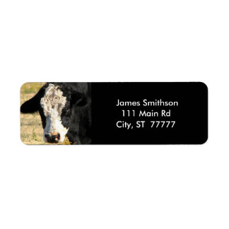 Handsome Bull Label