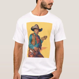 Handsome Cowboy T-Shirt