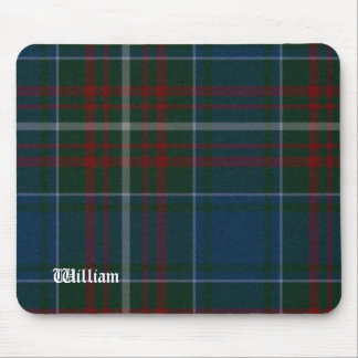 Handsome Custom MacConnell Tartan Plaid Mouse Pad