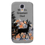 Handsome Deer for Dad Samsung Galaxy S4 Cover