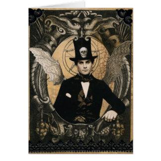 Handsome Devil Greeting Cards