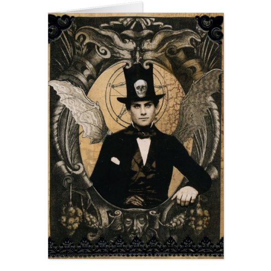 Handsome Devil Card