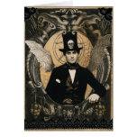 Handsome Devil Greeting Card