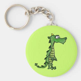 Handsome Dragon Keychain Key Chains