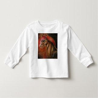 Handsome Horse Toddler T-shirt