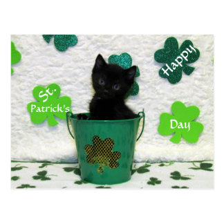 Handsome Jack's St. Patrick's Day Postcard